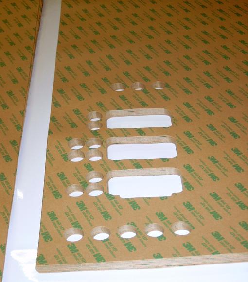 ags fabrication d 39 tiquettes en lexan polycarbonate et 3m 468 467 mp. Black Bedroom Furniture Sets. Home Design Ideas